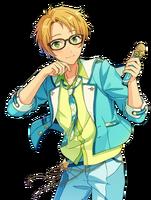 (Overcoming Times) Makoto Yuuki Full Render Bloomed