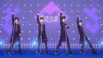 あんさんぶるスターズ!! Music ゲームサイズMV「Melody in the Dark」
