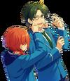 (Cat and Train Ticket) Keito Hasumi Full Render