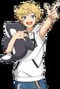 (Color Aquarium) Sora Harukawa Full Render Bloomed