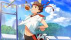 (Substantial Jump) Mitsuru Tenma CG2
