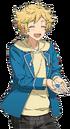 (Looking for Something) Sora Harukawa Full Render Bloomed