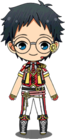 Sakamichi Onoda Special Idol Outfit chibi