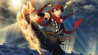 (Burning Ninja) Chiaki Morisawa CG2