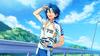 (Hakone's Wind Wings) Sangaku Manami CG