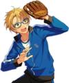 (Reliable Play Ball) Makoto Yuuki Full Render