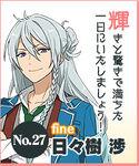 Hibiki Wataru Idol Audition 2 Button Previous