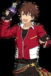 (SS Cheering) Chiaki Morisawa Full Render Bloomed