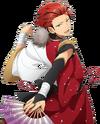 (AKATSUKI's Fist) Kuro Kiryu Full Render Bloomed