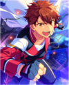 (The Night a Star of Hope Shined Down) Chiaki Morisawa Frameless Bloomed