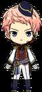Shu Itsuki Eccentric chibi