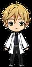 Tomoya Mashiro Science Outfit chibi