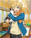 (Cat's Feelings) Sora Harukawa Frameless Bloomed