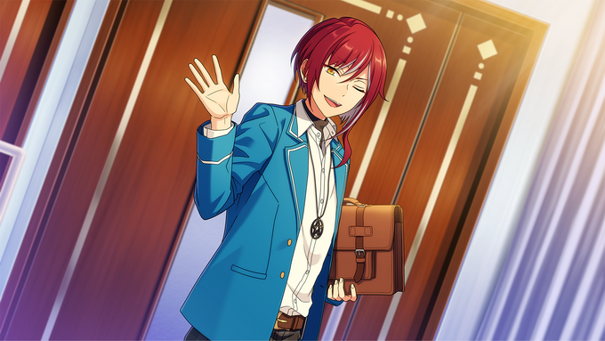 (Guide to the Future) Natsume Sakasaki CG