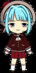 Hajime Shino Chocolat Fes chibi