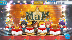 Madara Mikejima Birthday 2018 1k Stage