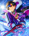 (Silver Hill Snowboarder) Tetora Nagumo Frameless Bloomed