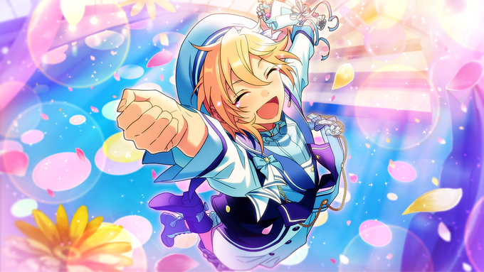 (Tears and Smiles) Nazuna Nito CG2