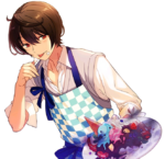 (King of Sweetness) Ritsu Sakuma Full Render