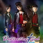 Destruction x Road CD