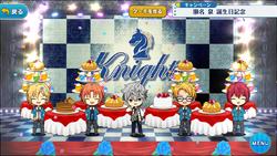 Izumi Sena Birthday 2018 1k Stage