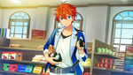 (Dream and Promise) Subaru Akehoshi CG