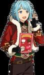 (Holy Santa) Hajime Shino Full Render