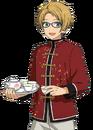 (Jasmine Tea) Makoto Yuuki Full Render Bloomed