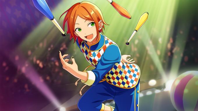 (Support Clown) Yuta Aoi CG2