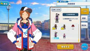 Hinata Aoi 4th CD Outfit