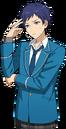 (On-Site Supervision) Yuzuru Fushimi Full Render