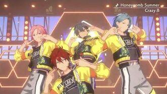 あんさんぶるスターズ!! Music ゲームサイズMV「Honeycomb Summer」