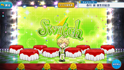 Sora Harukawa Birthday 2018 Stage