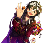 (Halloween Mummy) Mika Kagehira Full Render