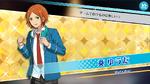 (Opponent) Yuta Aoi Scout CG