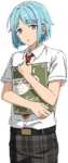 (Star of the Sky) Hajime Shino Full Render