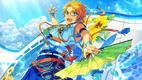 (Sunlit Sunflowers) Makoto Yuuki CG2