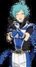 (Blue of Mystery) Kanata Shinkai Full Render