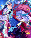 (Movie Star) Wataru Hibiki Frameless Bloomed