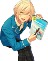 (Pilot of the Great Sky) Eichi Tenshouin Full Render