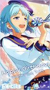 Happy Birthday Hajime Shino Wallpaper