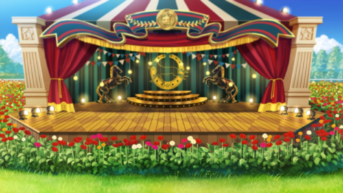 Horse Riding Club Stage Full