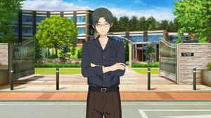 Keito Hasumi ES Casual (Spring-Summer) Outfit