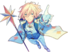 (Angel of the Holy Night) Eichi Tenshouin Full Render Bloomed