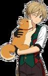 (Standard Combatant) Tomoya Mashiro Full Render