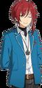 Natsume Sakasaki (Card) Full Render Bloomed