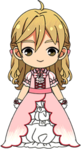 Tomoya Mashiro Princess chibi