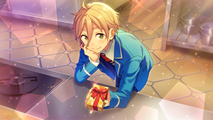 (Winter Santa) Tomoya Mashiro CG