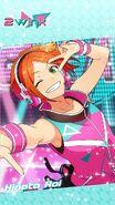 Hinata Aoi Character Wallpaper