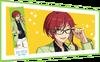 Natsume Sakasaki JINS Glasses Closeup